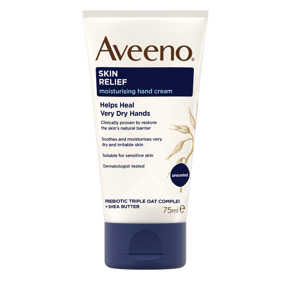 Skin Relief Hand Cream Packshot